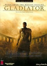 Gladiator: Piano Solo Selections