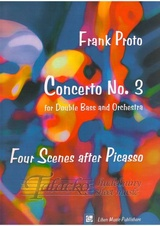 Concerto No. 3 for Double Bass and Piano