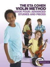 Eta Cohen: Violin Method Book 4 (Sixth Edition) + 4CD