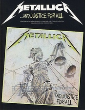 ...And Justice For All Guitar Tab Edition