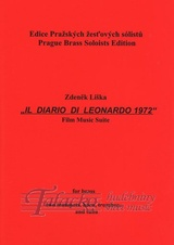 """Il Diaro di Leonardo 1972"" Film Music Suite for Brass"