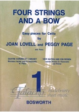 Four Strings And A Bow Book 1