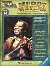 Blues Play-Along Volume 14: Muddy Waters + CD