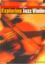Exploring Jazz Violin + CD