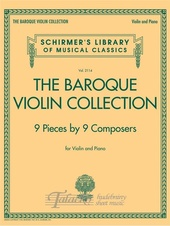 Baroque Violin Collection