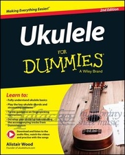 Ukulele For Dummies (Book/Online Audio)