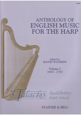 Anthology of English Music for Harp Volume 3