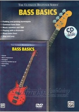 Ultimate Beginner: Bass Basics Steps One And Two Combined + DVD
