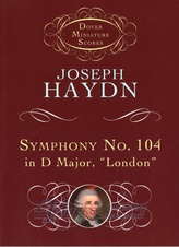 "Symphony no. 104 in D major ""London"", MP"