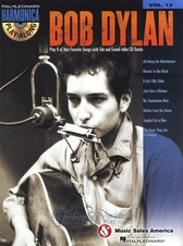 Harmonica Play-Along Volume 12: Bob Dylan + CD